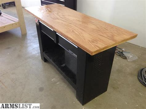 reloading benches for sale armslist for sale reloading bench 1 5 quot solid oak top