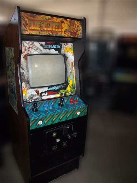 arcade cabinet for sale blood brothers arcade game for sale vintage arcade