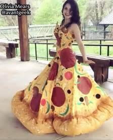 Cofee Mugs pizza dress