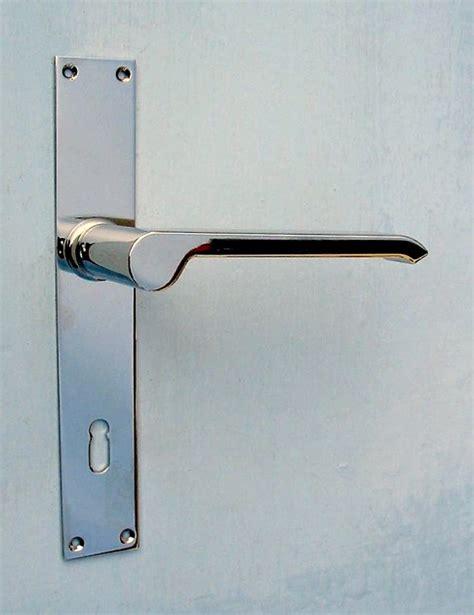 Interior Door Fitting 187 Interior Door Fitting Bauhaus 171 Replicata Material Zinc Die Lever Replikate