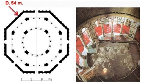 dome of the rock floor plan dome of the rock a masterpiece of islamic architecture