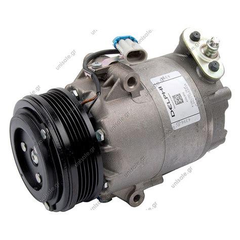 Kompresor Ac Zafira 40420017 compressor delphi harrison oem opel astra quot g quot 1