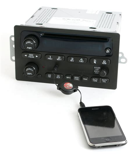 chevy gmc 2001 to 2003 s10 truck radio am fm cd player