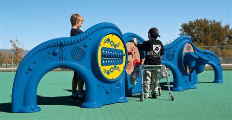 Landscape Structures Sensory Wall Landscape Structures Inclusive Sensory Play