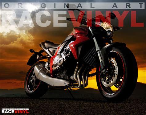 Honda Cb1000r Aufkleber by Racevinyl Cb 1000 R F N Custom Tuning Pegatina Llanta Moto