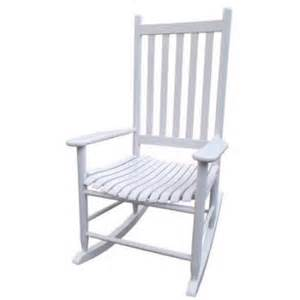 Mainstays outdoor wood rocking chair