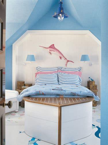 Nautical Childrens Room by Hydrangea Hill Cottage Baratta Design