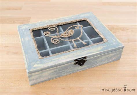 como decorar ina caja c 243 mo decorar una caja de madera sin tratar