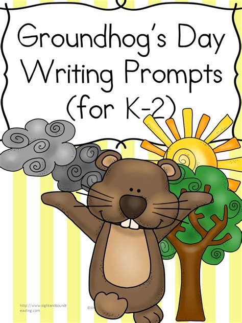 groundhog day essay groundhog day writing prompts with free sle