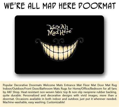 Mad Mats On Sale by Top Ten Door Mats You Can Buy On