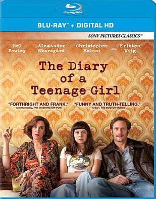 libro diary of a teenage the diary of a teenage by marielle heller bel powley alexander skarsg 229 rd kristen wiig