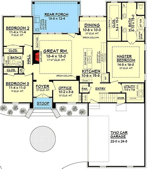 plan 51705hz 3 bed acadian house plan with bonus room in