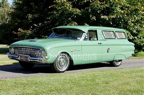 Ford Xl by Sold Ford Xl Falcon Panel Auctions Lot 35 Shannons