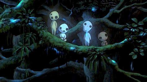 anime film waldgeist princess mononoke wallpapers wallpaper cave