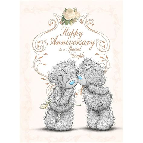 Tatty Teddy Anniversary Cards me to you anniversary card selection husband