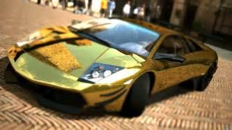 Gold Lamborghini Wallpaper Lamborghini Golden Logo Hd Wallpaper Car Wallpapers 2016