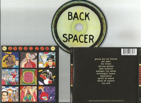 Cd Pearl Jam Back Spacers Imported Malaysia pearl jam backspacer records lps vinyl and cds musicstack