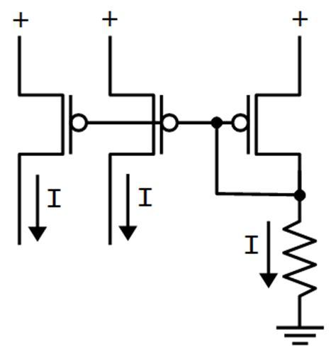 cmos transistor as resistor pmos transistor as a resistor 28 images 10 lifiers elec2210 1 0 documentation activity 3 m