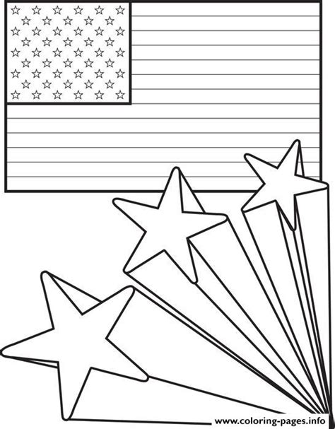 coloring pages 4th of july printable american flag 4th of july coloring pages printable