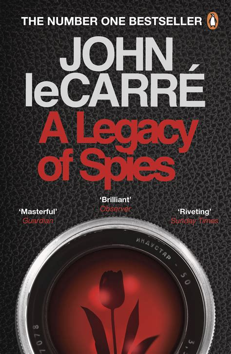 a legacy of spies a legacy of spies by john le carre penguin books new zealand