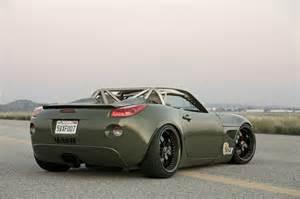 Pontiac Solstice Green Pontiac Solstice Green Black Rides Styling