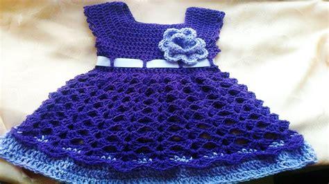 www tejidos en croche vestiditos de bebe tejidos en crochet o ganchillo ideas