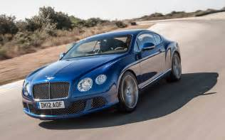 Porsche Bentley We Hear Next Generation Bentley Continental Porsche