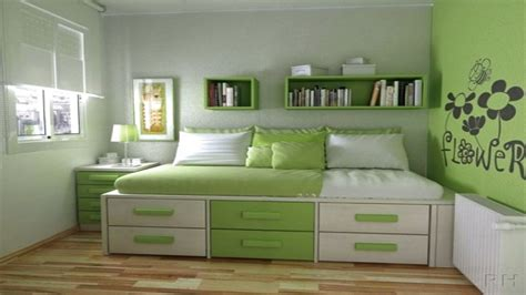 simple bedroom design  small space ideas