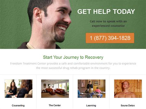 Freedom Detox Center Nuys Ca by Our Work