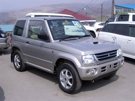 how it works cars 2004 mitsubishi pajero transmission control 2004 mitsubishi pajero mini images 660cc gasoline automatic for sale