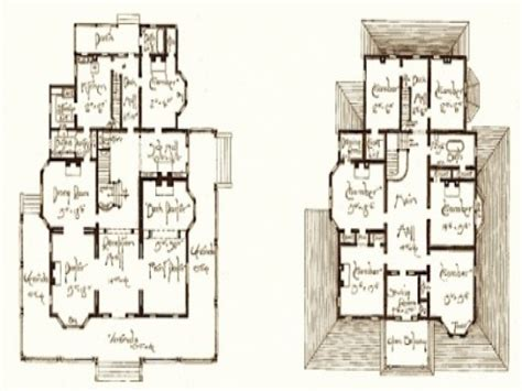 edwardian house plans small victorian house old victorian house floor plans