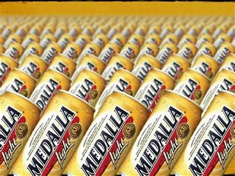medalla light graphics and comments