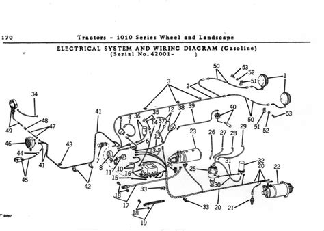 original wiring diagrams for my 1964 utilility 1010