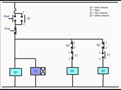 delta motor starter circuit impremedia net