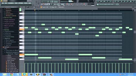 fl studio intro tutorial fl studio tutorial dubstep introduction melody