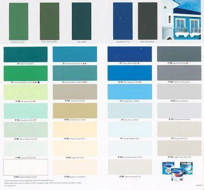 jenis  contoh warna cat tembok rumah minimalis home