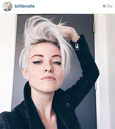 granny hair colour 2015 trend alert granny hair beauty sparkle