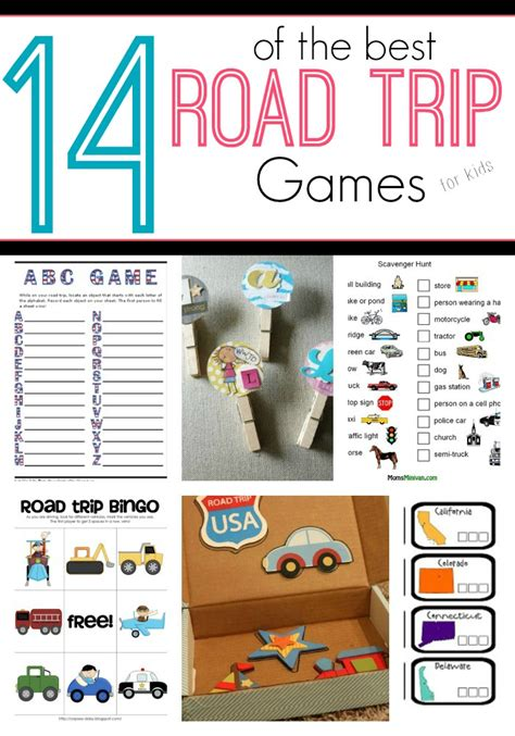 fun road trip games printable vacations gone crazy road trip games the taylor house