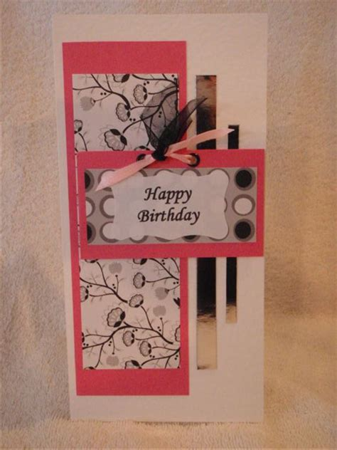 Handmade Birthday Card Idea - home design image ideas card ideas