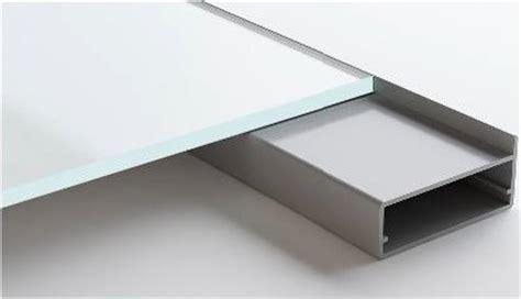 aluminum frame pisa 171 aluminum glass cabinet doors
