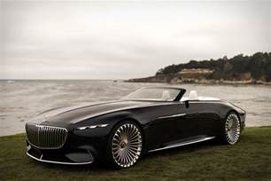 Mercedes 6 By 6 Vision Mercedes Maybach 6 Cabriolet Uncrate