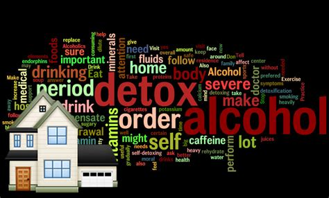 How To Detox From Alcoholmat Home by Detox At Home