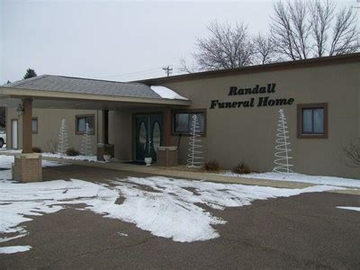 randall funeral home south dakota funeral