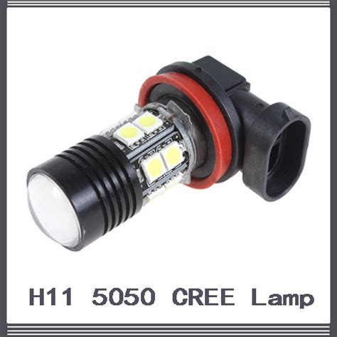 White H11 15w High Power 1pcs led high power 15w cree smd led h11 bulb projector 12