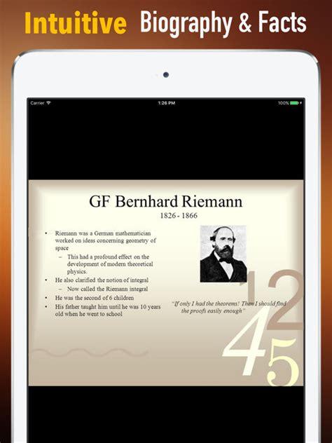 bernhard riemann famous quotes app shopper biography and quotes for bernhard riemann