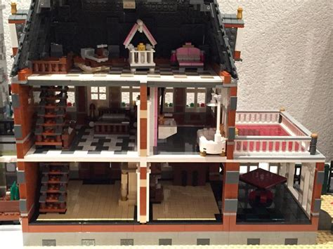 lego doll house 17 best images about my lego moc s mod s on pinterest trees parks and limo