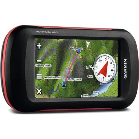 Garmin 650 Montana garmin montana 680 touchscreen mapping handheld gps
