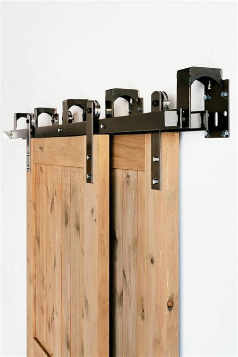 bypass cabinet door track 1000 ideas about bypass barn door hardware on pinterest