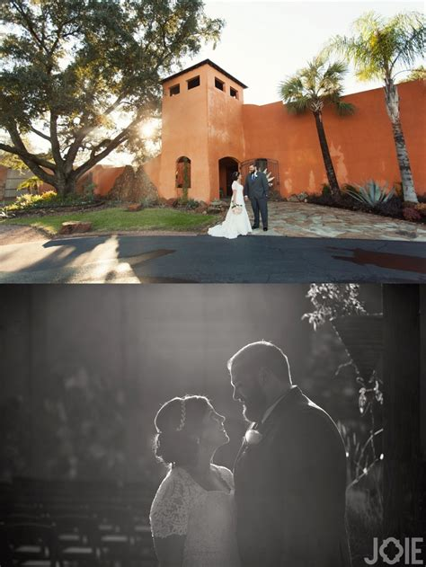 outdoor wedding romanceishope outdoor ceremony at agave real annie chris
