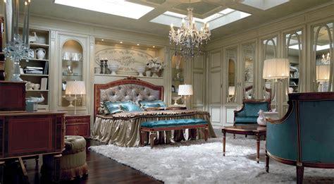 camere da letto di lusso da letto di lusso con mobili in ciliegio martini